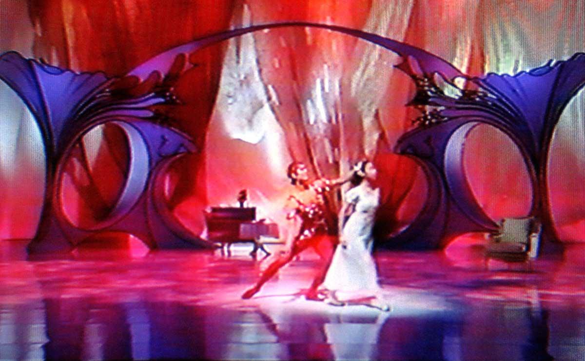 LE SPECTRE DE ROSE | Kumakawa Tetsuya K ballet company