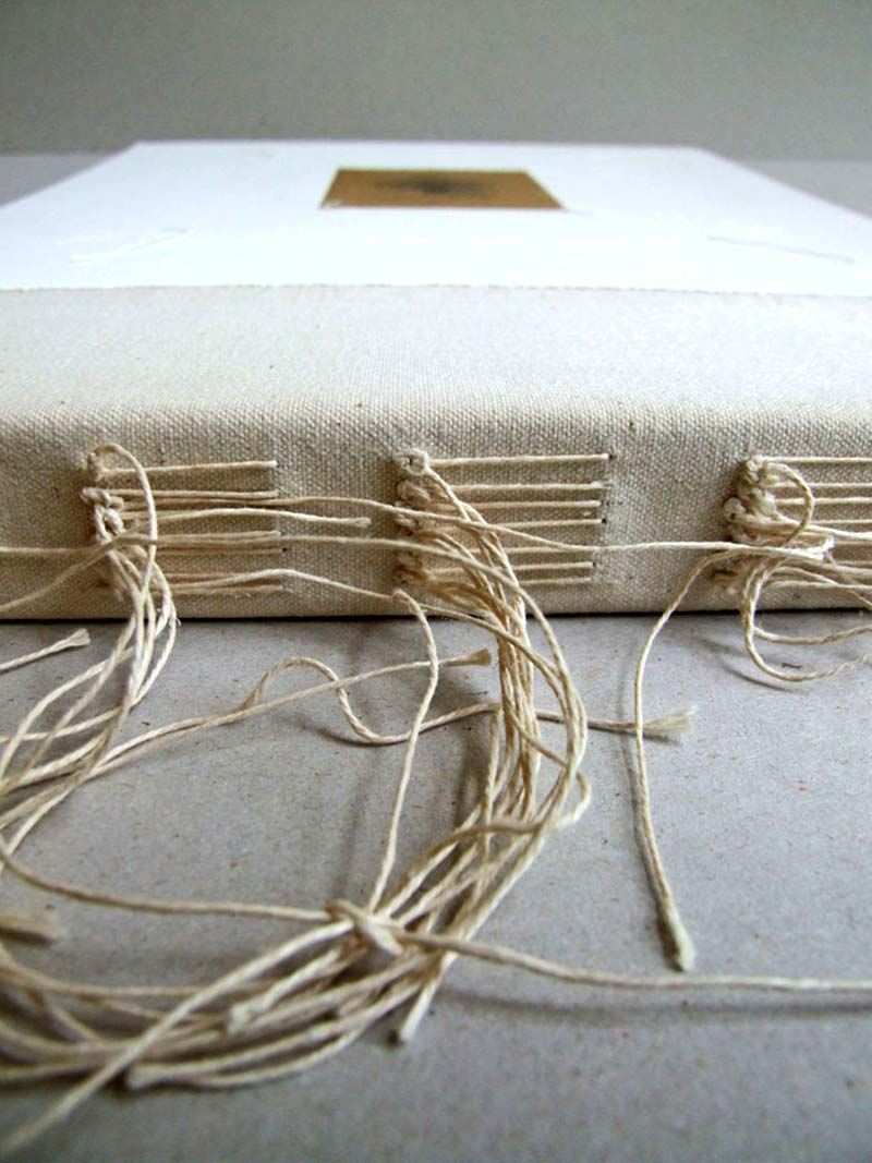 ARTISTS BOOK (detail)