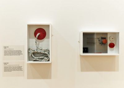 Imogen Aust | (left) Control, (right) Instruction