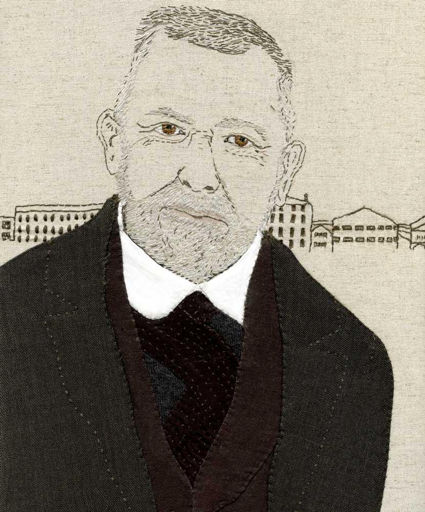 PORTRAIT OF MONSIEUR BENJAMIN BOHIN