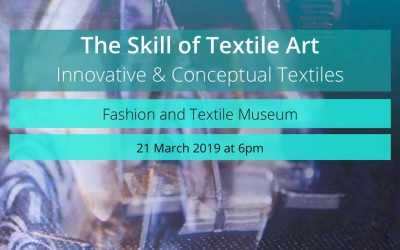 The Skill of Narrative & Stitched Textiles