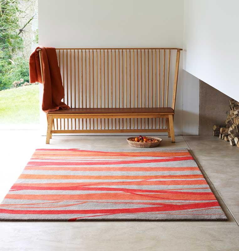 <strong>TUNKS KASBAH</strong>, 2012 | Hand tufted rug 200 x 300cm. Photographer: Carolyn Barber