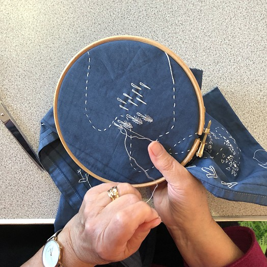 Common Ground Stitch Workshop